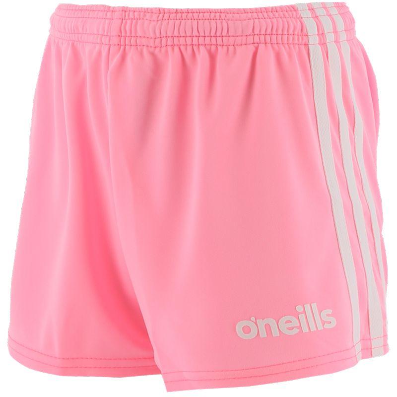 Kids' Mourne Shorts Pink / White
