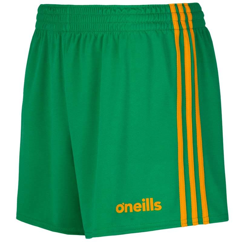 Mourne Shorts Green / Amber