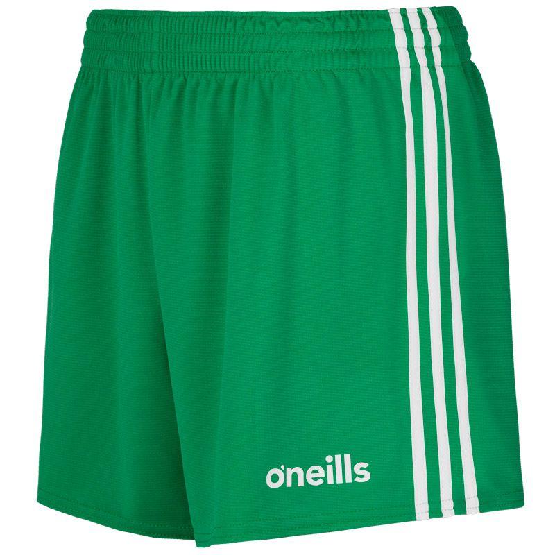 Kids' Mourne Shorts Green / White
