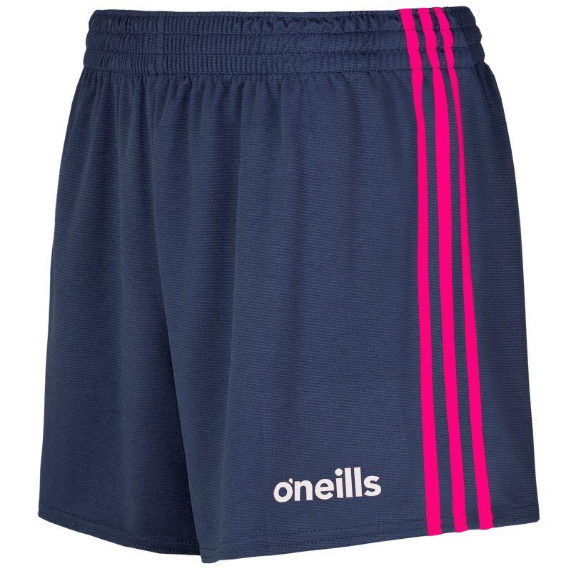 Kids' Mourne Shorts Navy / Paradise Pink