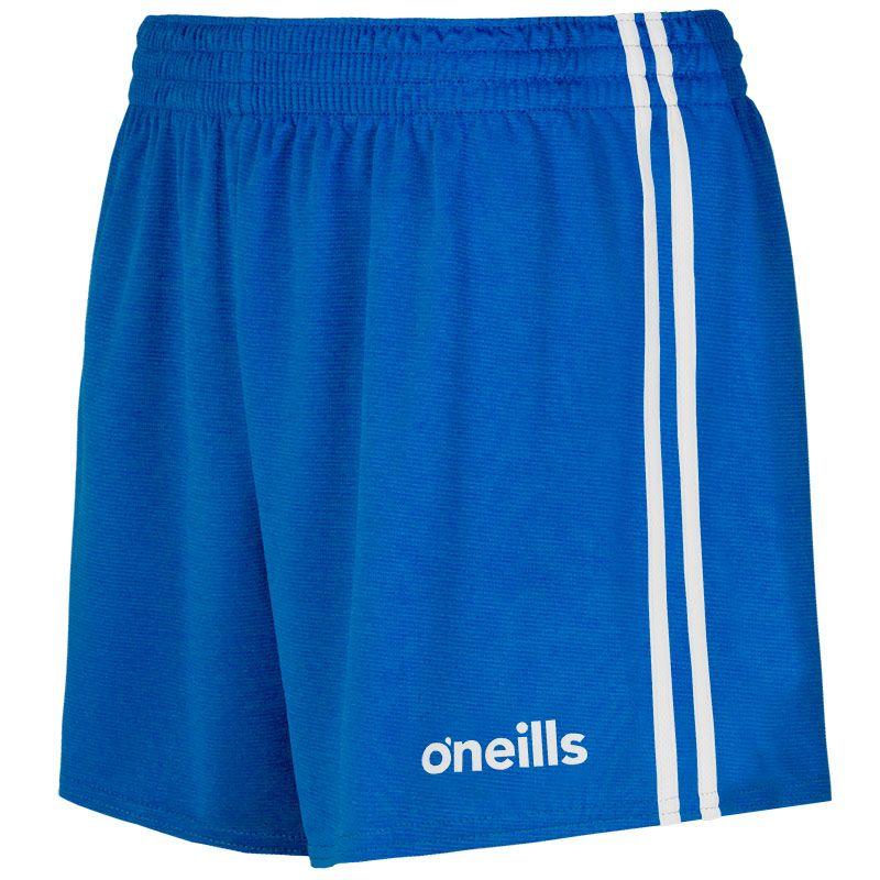 Mourne 2 Stripe Shorts Royal / White