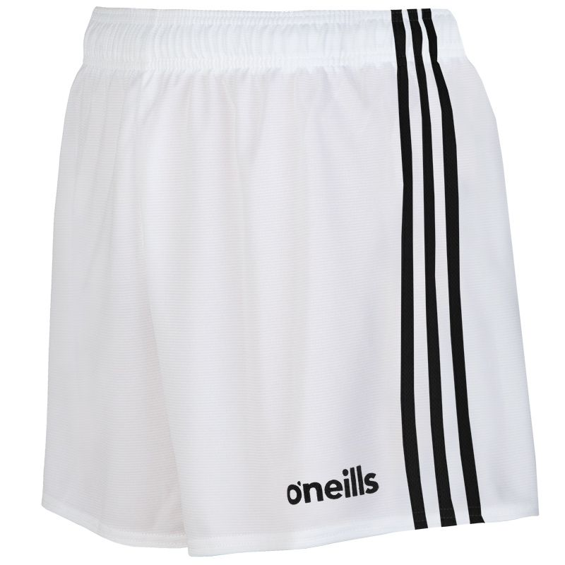 Mourne Shorts White / Black