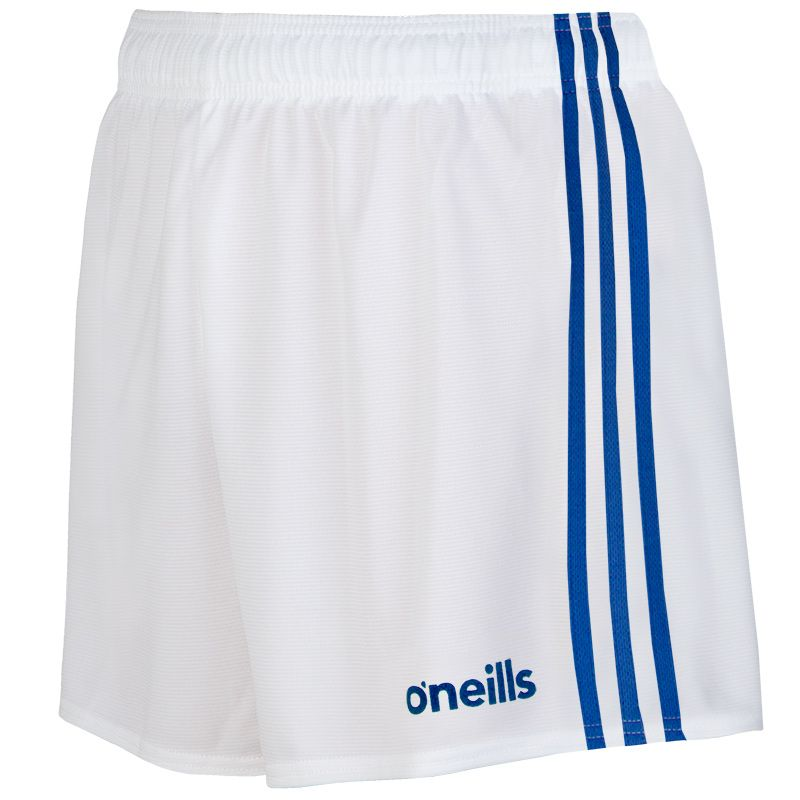 Mourne Shorts White / Royal