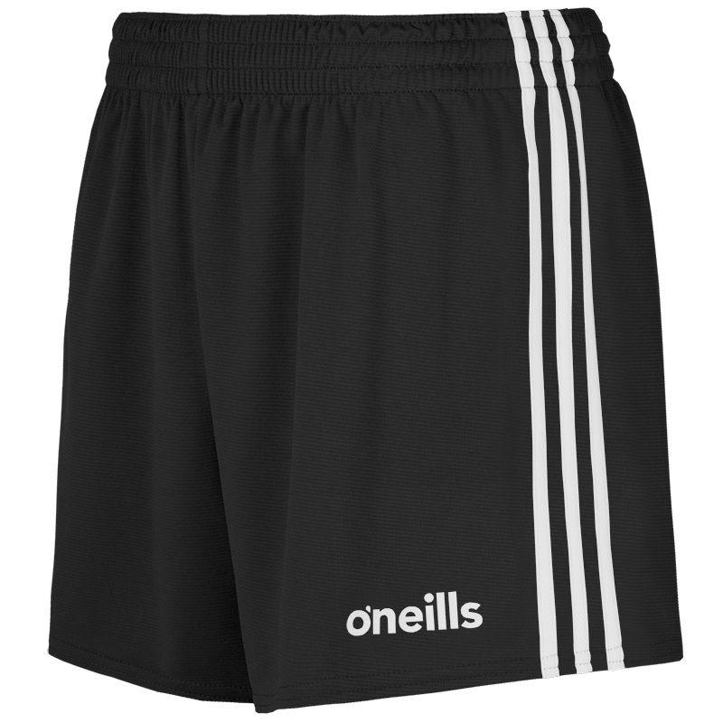 Mourne Shorts Black / White