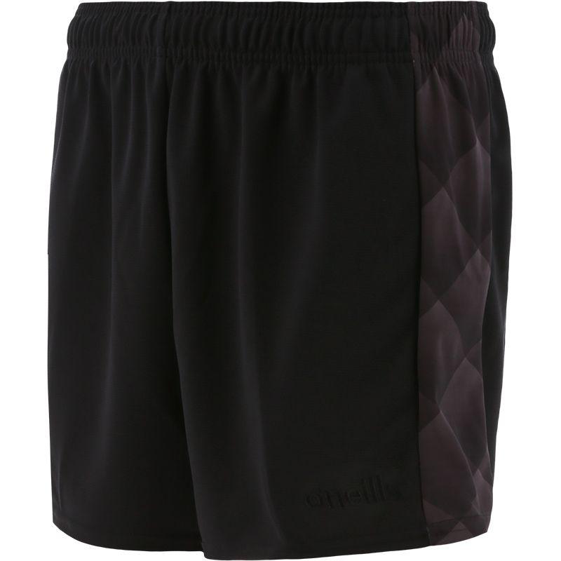 Kids' Mourne Shorts Black Fade