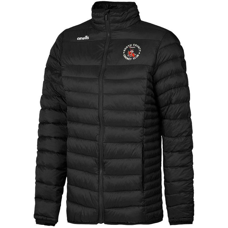 North County Cricket Club Leona Women's Padded Jacket