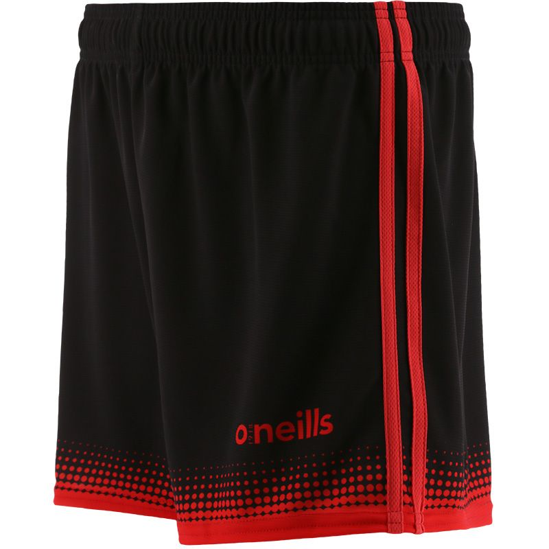 Nelson Shorts Black / Red