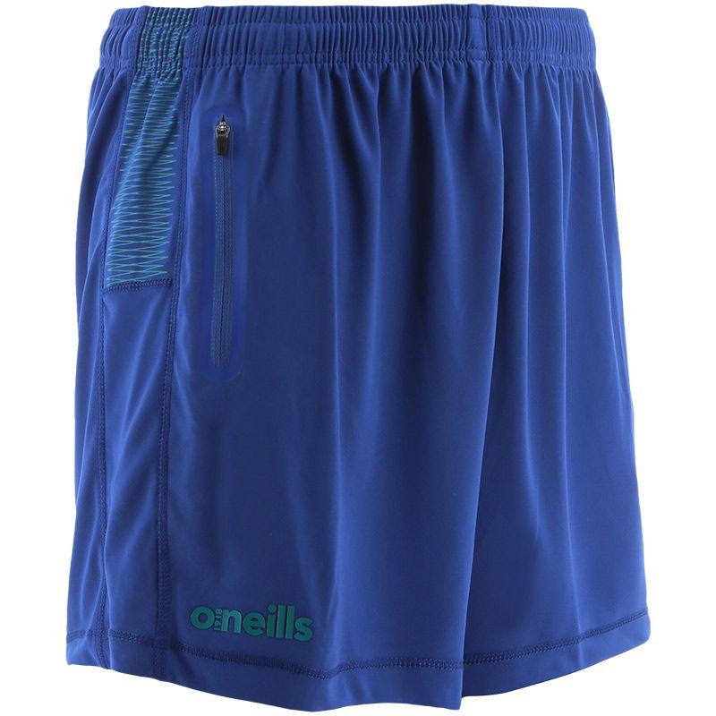 Men's Neptune Training Shorts Blue / Green