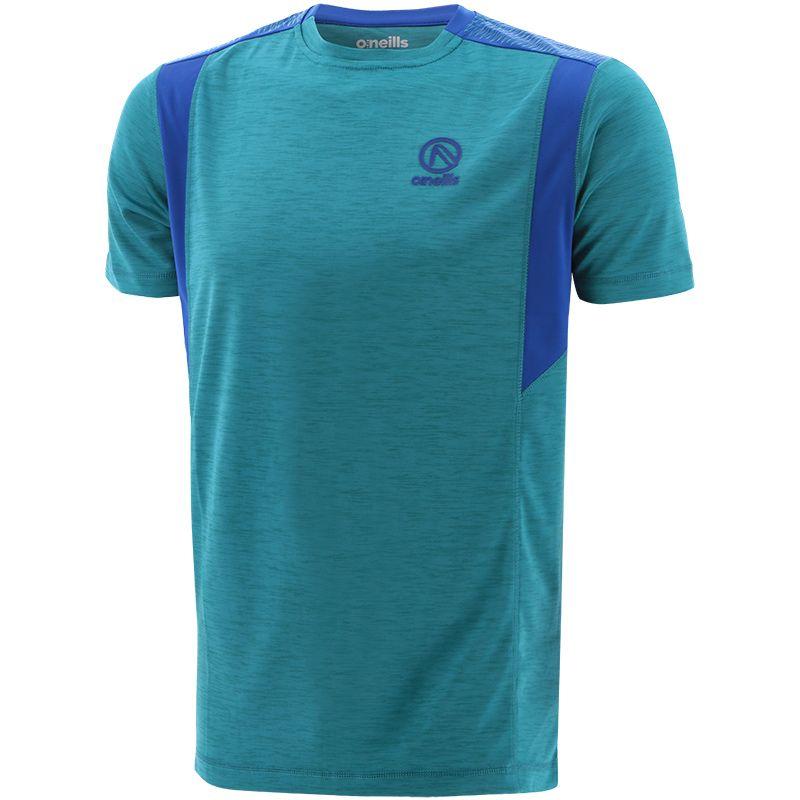 Men's Neptune T-Shirt Green / Blue