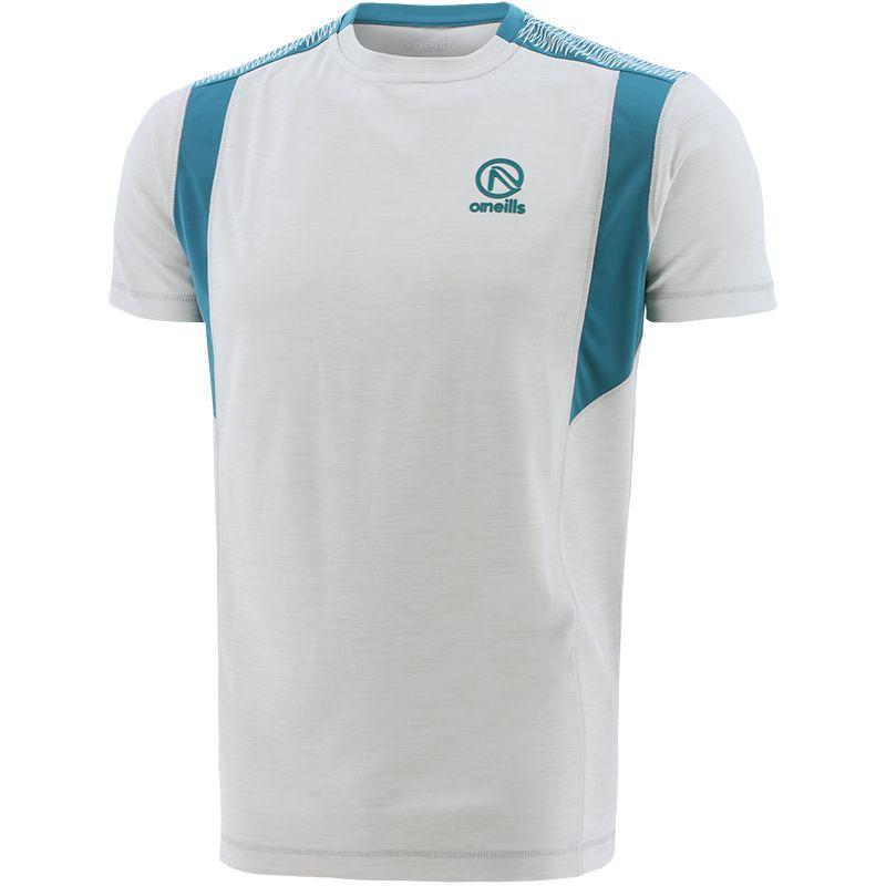Men's Neptune T-Shirt White / Green