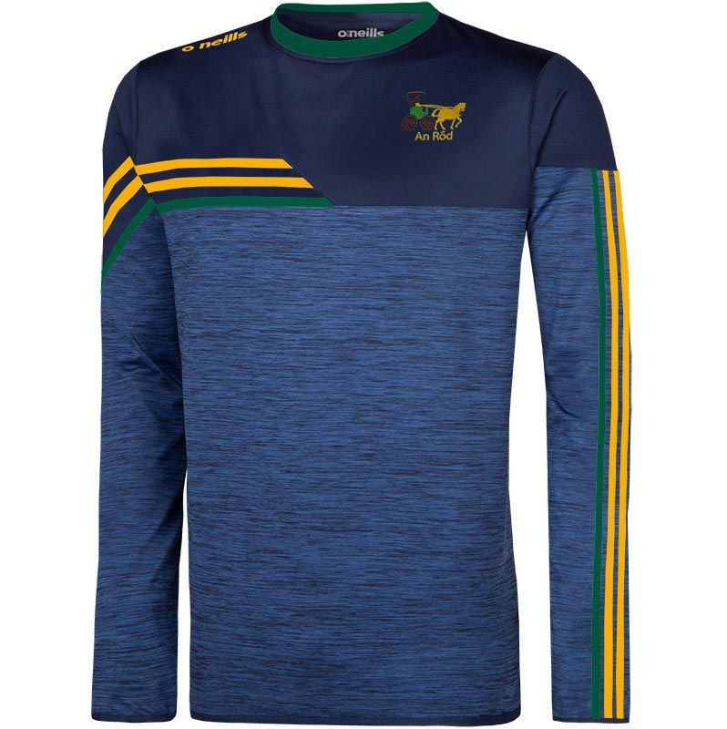 Rhode GAA Kids' Nevis Brushed Crew Neck