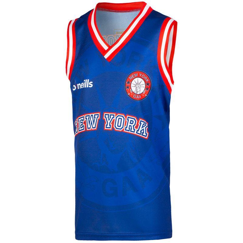 New York GAA Kids' Basketball Vest