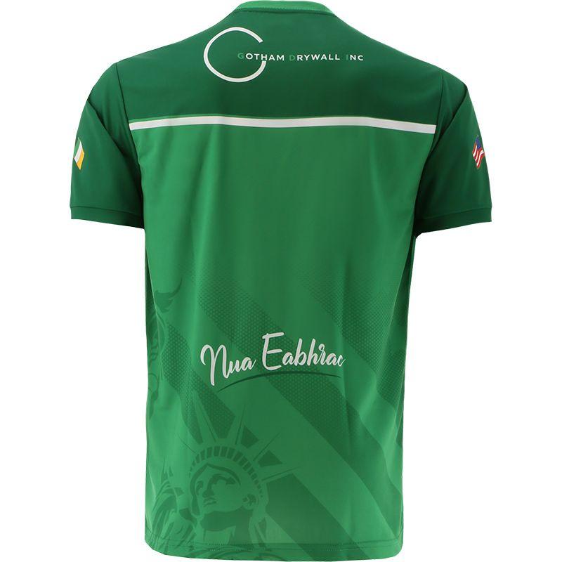 New York GAA Green Jersey Personalised