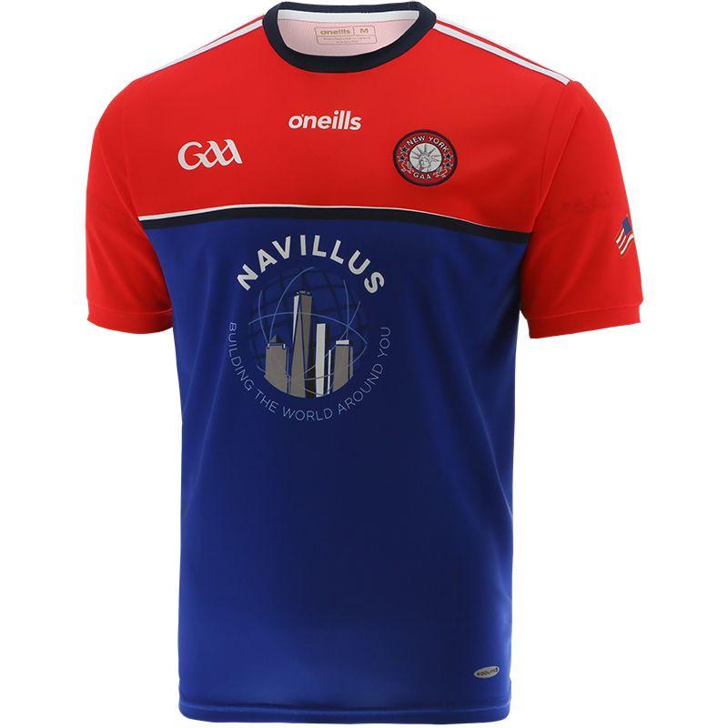 New York GAA Goalkeeper Player Fit Jersey