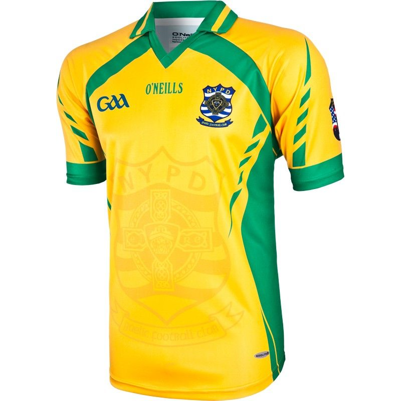 NYPD Commemorative GAA Jersey (Donegal)