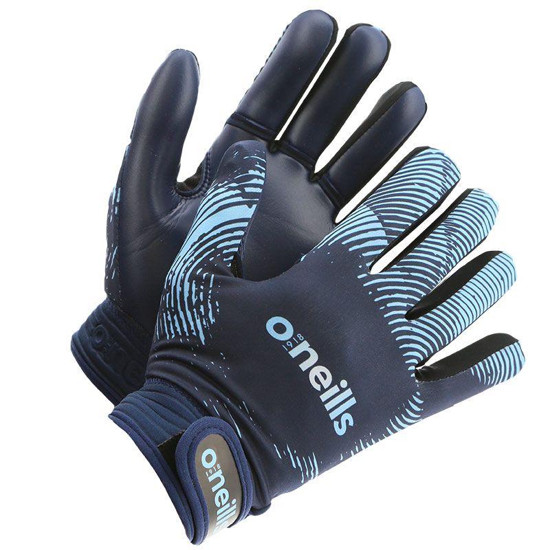 Oakland GAA Gloves Marine / Sky