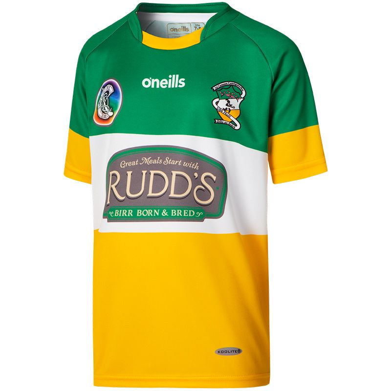 Offaly Camogie Kids' Jersey
