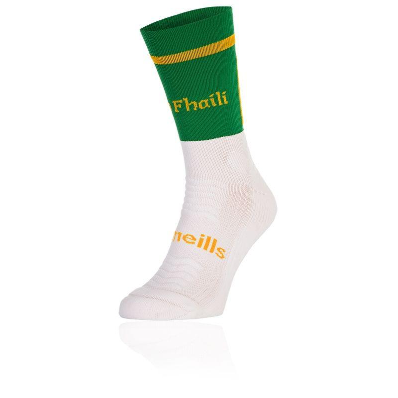 Offaly GAA Kids' Koolite Pro Midi Socks