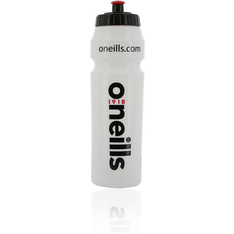 O'Neills Water Bottle White / Black / Red