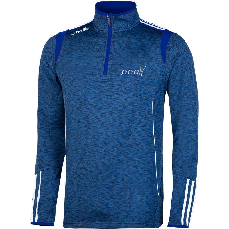 The Physical Education Association Of Ireland Solar Brushed Half Zip Top Kids