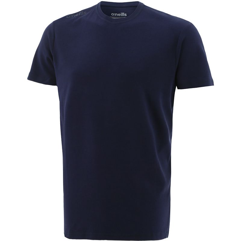 Men's Pima Cotton T-Shirt Marine