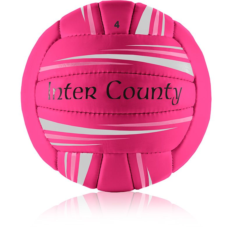 Inter County Football (Pink/White)