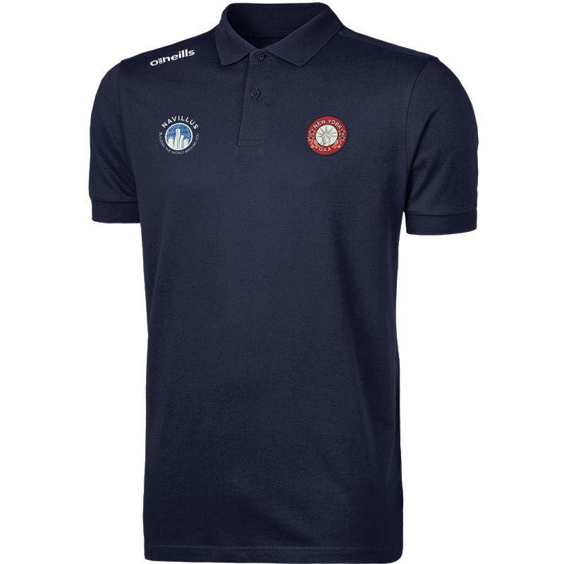 New York GAA Kids' Portugal Cotton Polo Shirt