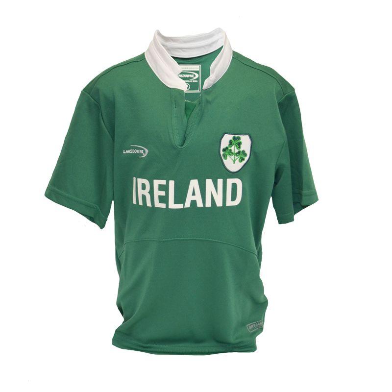 Ireland Rugby Cotton Crew Sort Sleeve Shirt