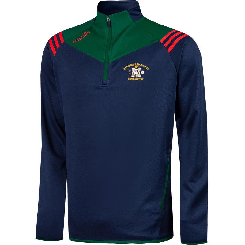 Rapparees-Starlights GAA Kids' Colorado Half Zip Squad Top