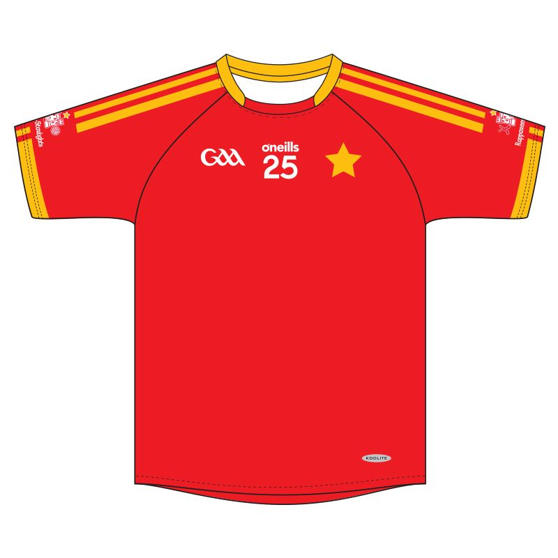Rapparees-Starlights GAA Women's Fit Jersey