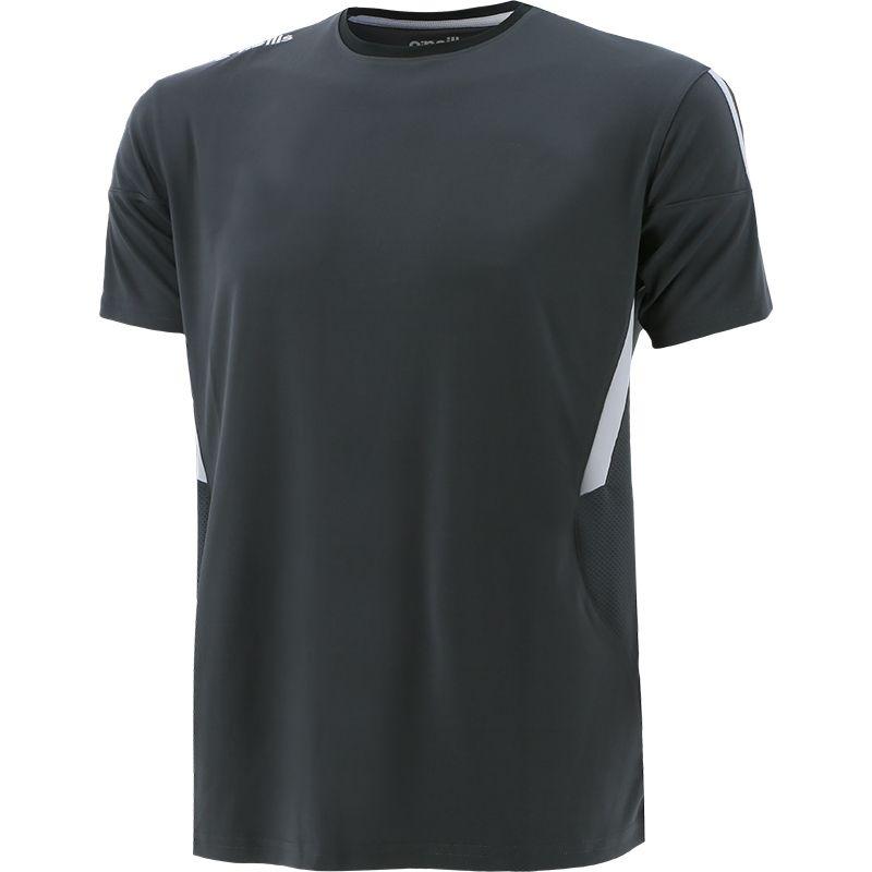 Men's Raven T-Shirt Dark Grey / Silver / Dark Grey