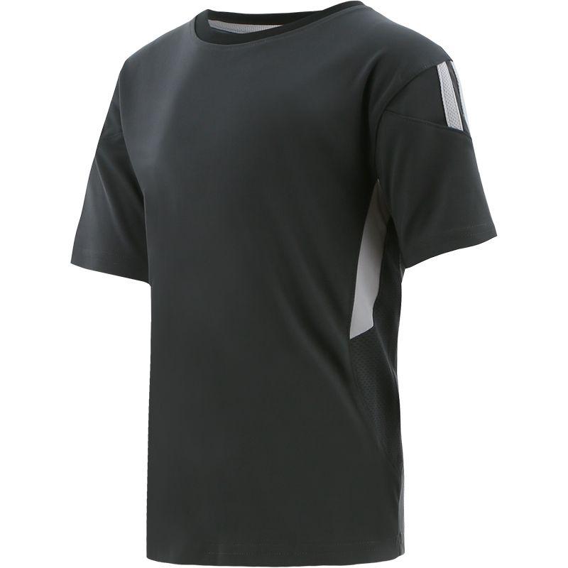 Kids' Raven T-Shirt Dark Grey / Silver / Dark Grey