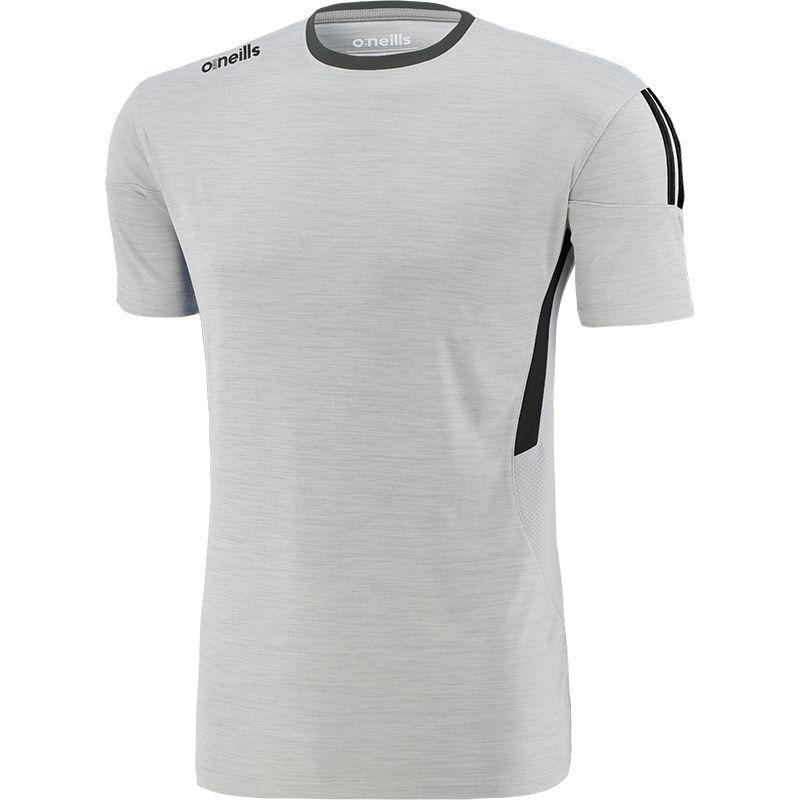 Men's Raven T-Shirt Silver / Dark Grey
