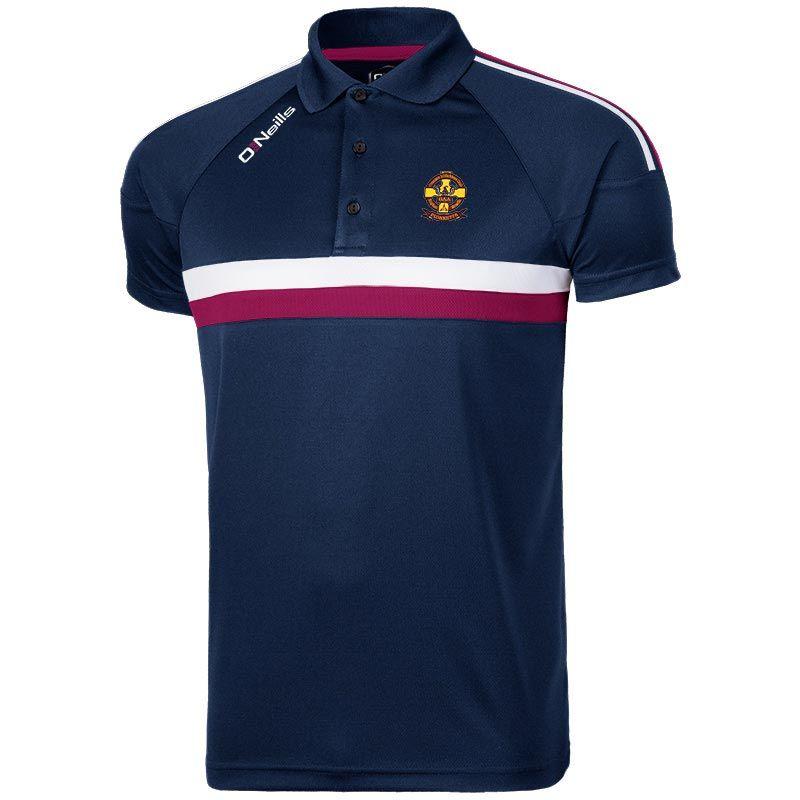 St Oliver Plunkett Eoghan Ruadh GAA Club Kids' Rick Polo Shirt