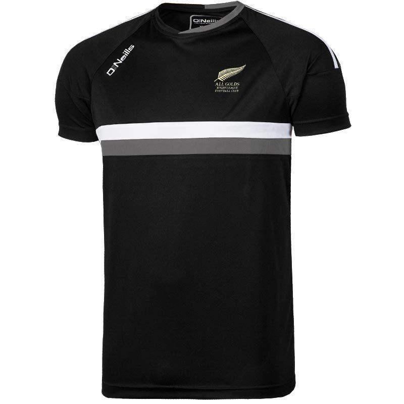 All Golds RLFC Rick T-Shirt