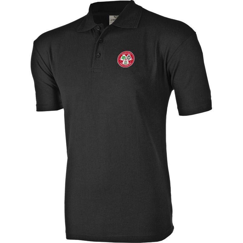 Glasgow Gaels Ridged Club Polo