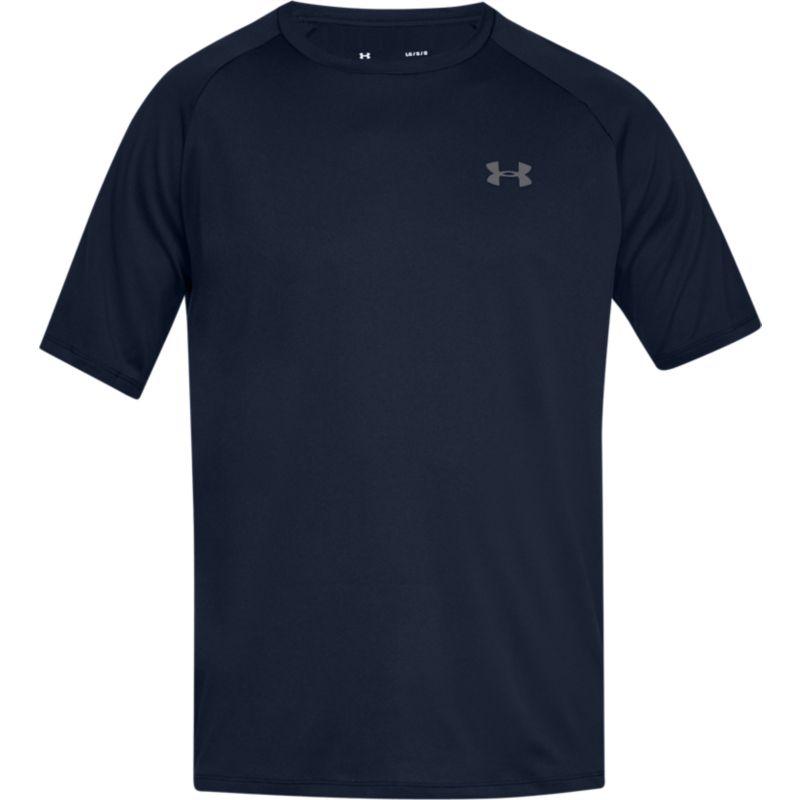 Under Armour Men's UA Tech™ 2.0 Short Sleeve T-Shirt Academy / Graphite