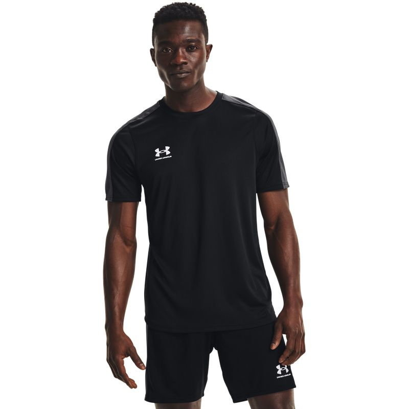 Under Armour Men's UA Challenger Training T-Shirt Black / White