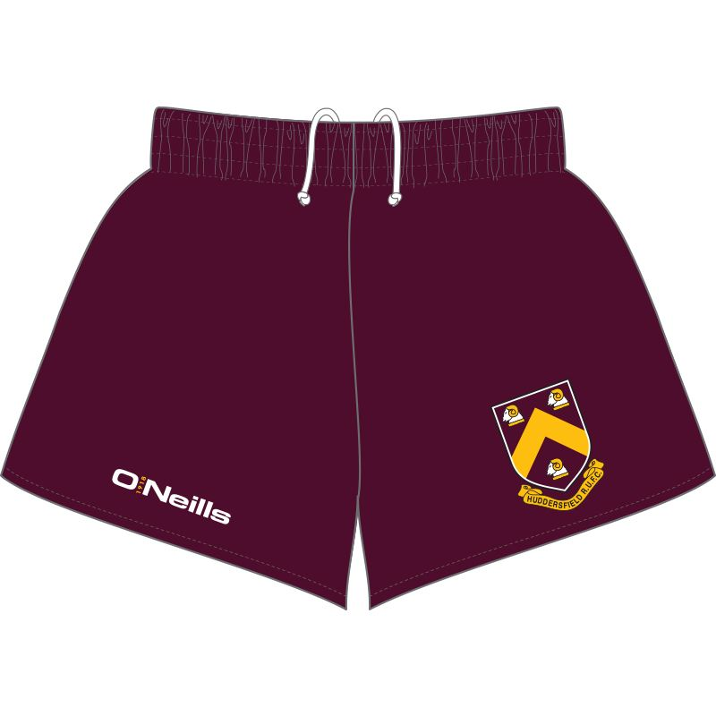 Huddersfield RUFC Rugby Shorts (adults)