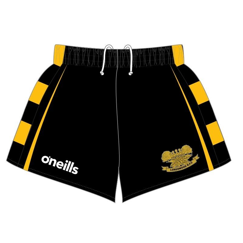 Lordswood RFC Rugby Shorts (Kids) Style 2