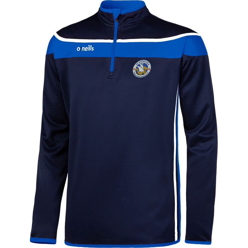 St Judes GAA Bournemouth and Southampton Auckland Squad Half Zip Kids