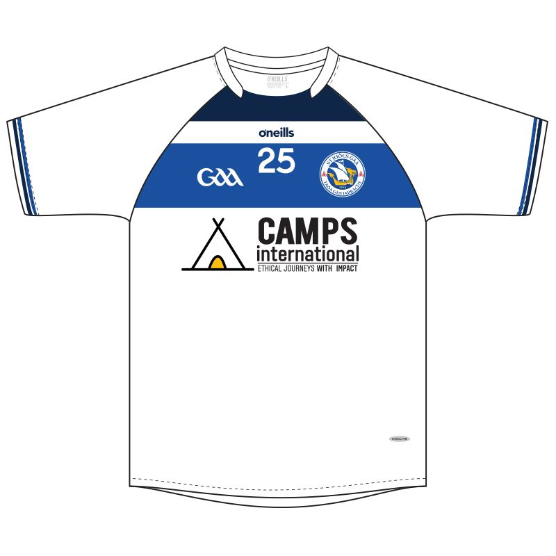 St Judes GAA Jersey Womens Fit (Camps)