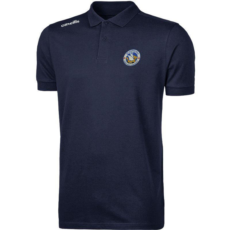 St Judes GAA Bournemouth and Southampton Portugal Cotton Polo Shirt Kids