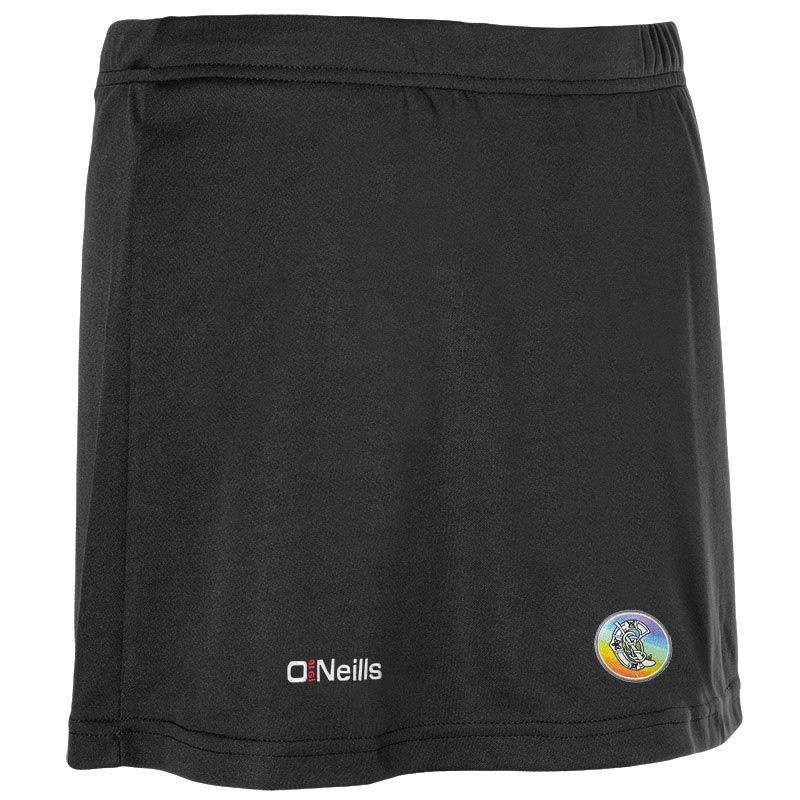Women's Camogie Skort Black
