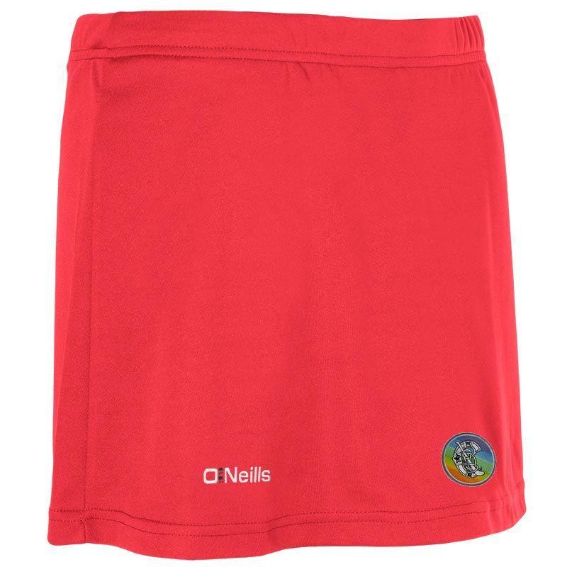 Women's Camogie Skort Red
