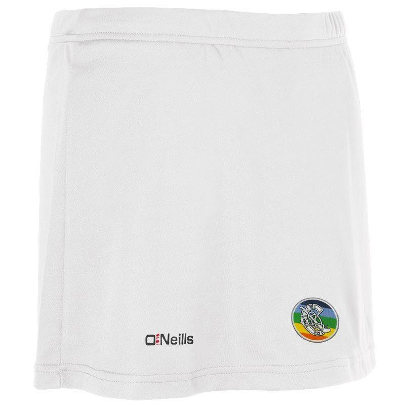 Women's Camogie Skort White