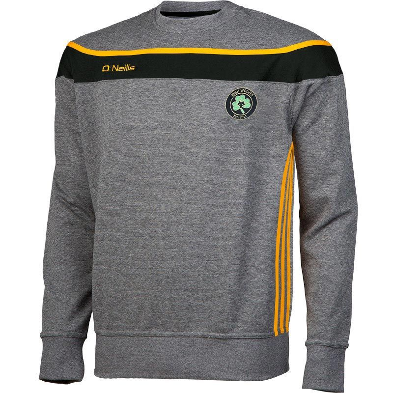 Irish Wolves Supporters Club Slaney Crew Neck