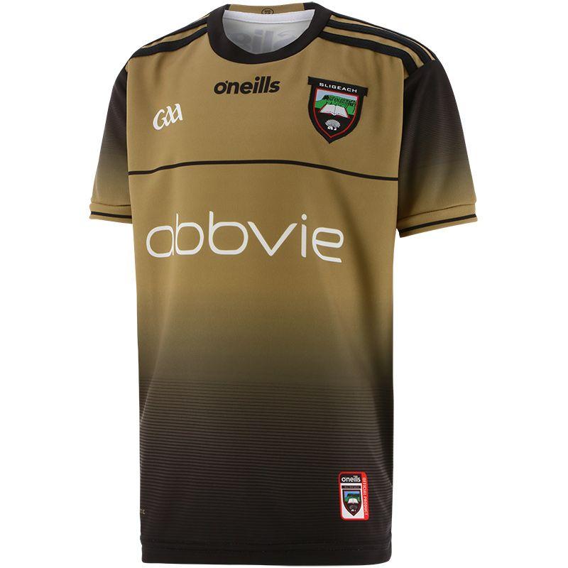 Sligo GAA Kids' Goalkeeper Jersey 2021/22
