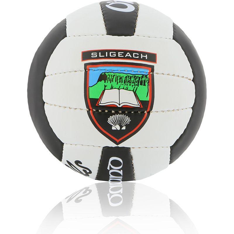 Sligo GAA All Ireland Mini Gaelic Football Black / White