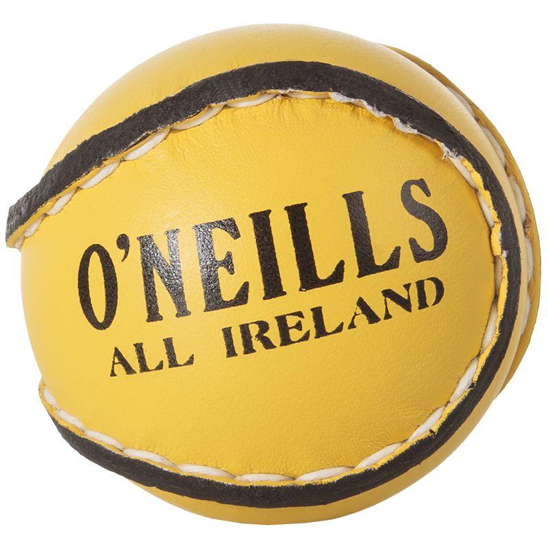 All Ireland Hurling Ball Yellow